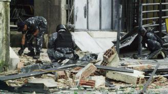 Експлозия на кола бомба уби 8 души в полицейска академия в Богота