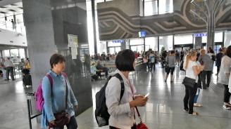 Полицията претърси Централната жп гара и автогара в София