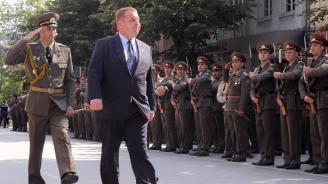 Каракачанов участва в честванията за 130-годишнината на 23-и пехотен Шипченски полк