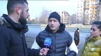 Жесток побой на оживен булевард във Варна заради неприличен жест