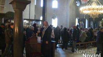 Бесарабските българи в Тараклия отбелязаха Кръщение Господне