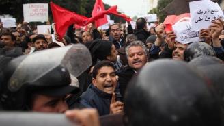 Стачка парализира Тунис