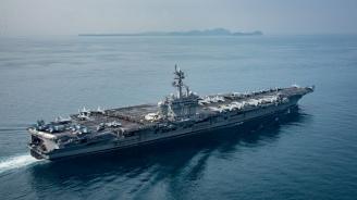 Американски военен кораб влезе в Дарданелите на път към Черно море