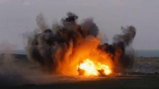 Експлозия растърси Дамаск
