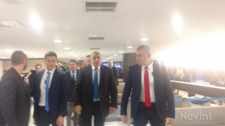 Борисов и Цветанов стягат редиците на ГЕРБ за изборите през 2019 година (снимки)