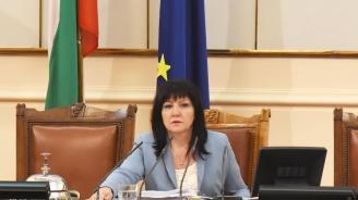 Цвета Караянчева ще участва в честванията на 100-годишнината от първото заседание на Националния парламент на Ейре