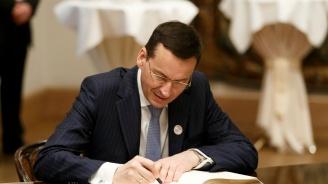 Полският премиер: Убийството на кмета на Гданск е голямо зло