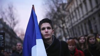 Хиляди демонстрираха в Париж срещу абортите и евтаназията