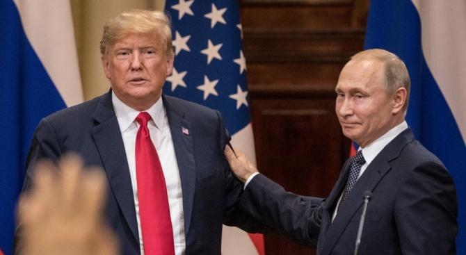 Тръмп твърди, че не е скрил нищо от разговорите с Путин