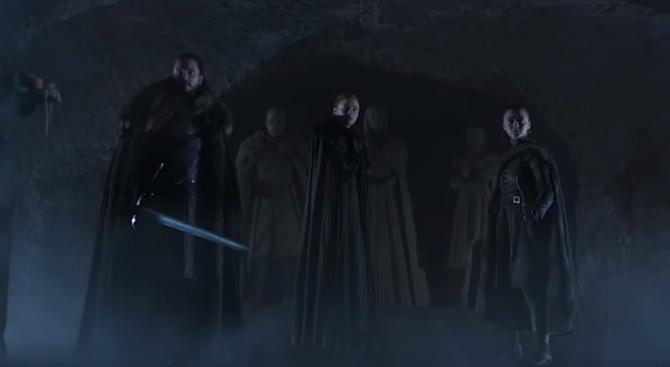 """Феновете на сериала """"Игра на тронове"""" трябва да се подготвят"""