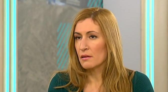 Ангелкова: Концесионерът има задължението за опазването на дюните