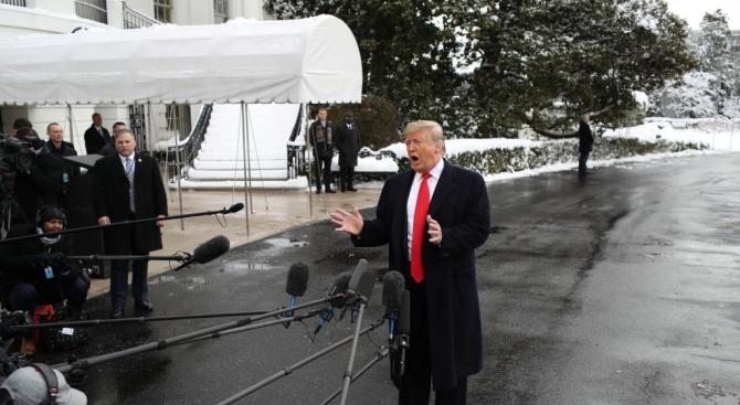 Тръмп отрече да е работил някога за Русия