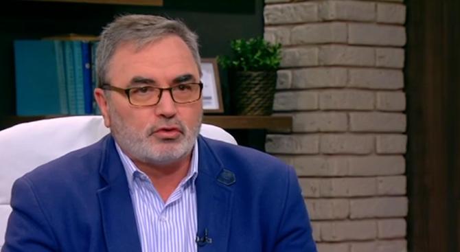 Д-р Ангел Кунчев: Краят на януари ще е вероятният пик на грипа