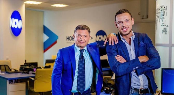 Даниел Петканов обяви, че напуска Нова телевизия