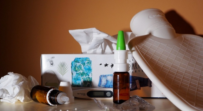 От утре в Пазарджишка област е обявена грипна епидемия, съобщи