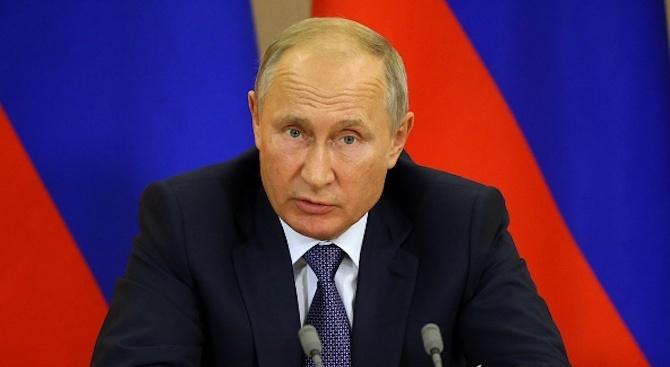 Президентът на Русия Владимир Путин ще представи позицията на Москва