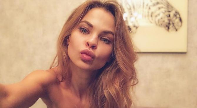 Беларуската манекенка Анастасия Вашукевич, задържана преди почти година в Тайланд