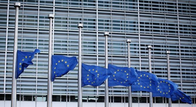 В Брюксел днес 12 500 младежи участваха в поход в