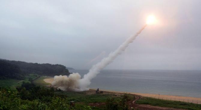 САЩ ще създадат базирана в Космоса система за противоракетна отбрана,  каза Тръмп