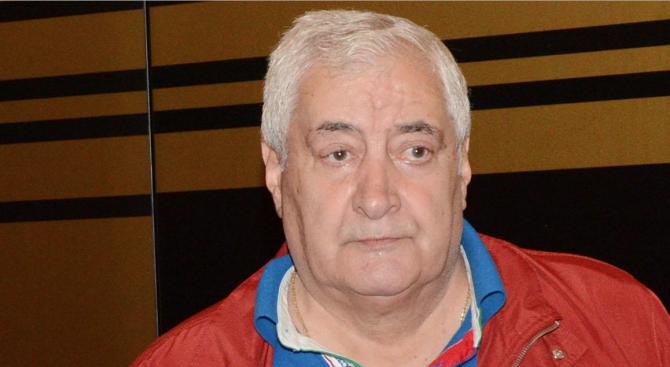 Издъхна легендата на българския футбол Иван Вуцов