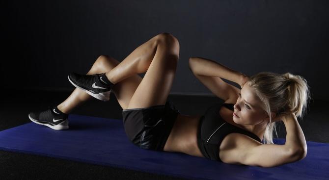 Американски учени установиха, че физическата активност, включително разходките и работата