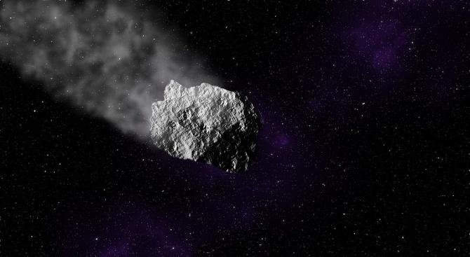 Снимка: Астероидът Апофис може да се сблъска със Земята през 2068 година