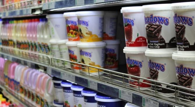 Над 14 тона имитиращи млечни продукти са произведени у нас
