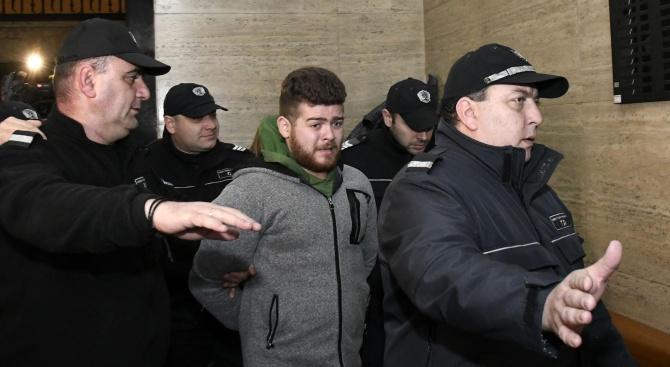 Готвачът Васил Василев, който бе задържан за убийството на своята