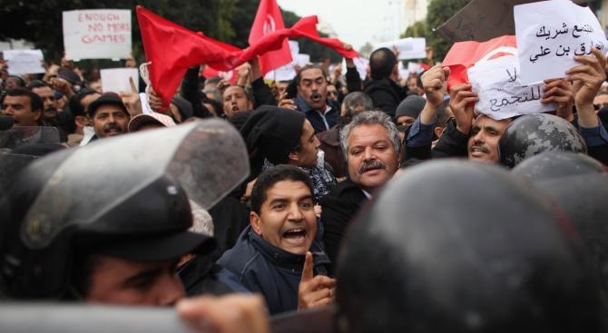 Влиятелният туниски синдикат Ю Же Те Те свика нова двудневна