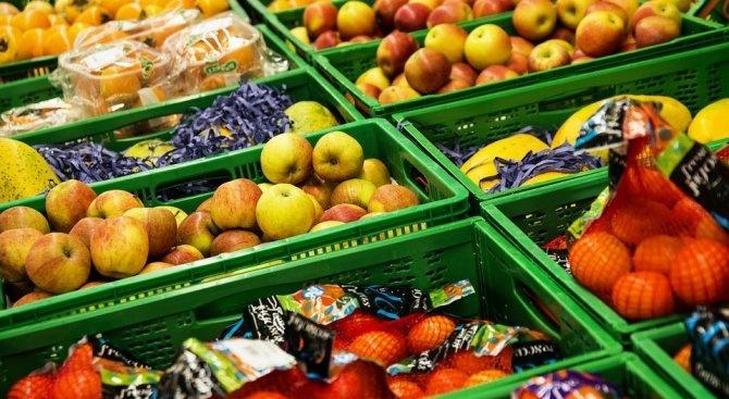 Индексът на тържищните цени /ИТЦ/, който отразява цените на хранителните
