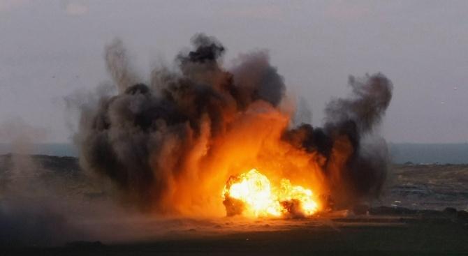 Експлозия е била чута в южната част на сирийската столица