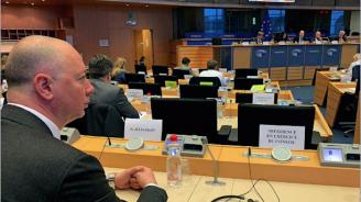 """Росен Желязков се среща с председателя на Европейския парламент заради пакета """"Мобилност"""""""