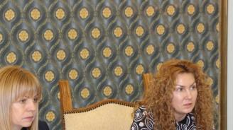 Деница Николова и Фандъкова подписаха договор за изграждането на центрове за възрастни и хора с увреждания