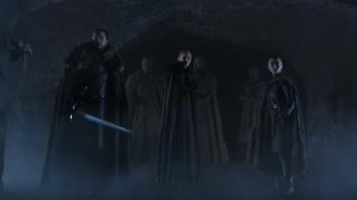 """Финалният сезон на сериала """"Игра на тронове"""" ще започне през април (видео)"""