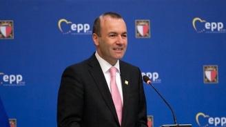 ГЕРБ представя водещия кандидат на ЕНП Манфред Вебер на 19 май в София