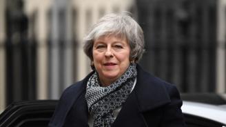 Тереза Мей с призив към британските депутати