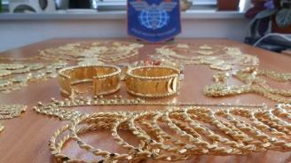 "Спипаха 2 кг контрабандни златни накити на ""Капитан Андреево"" (снимки)"