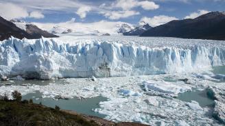 Антарктическият лед се топи 6 пъти по-бързо, отколкото през 80-те години на миналия век