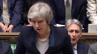 Британският парламент отхвърли сделката за Брекзит на Тереза Мей (обновена+видео)