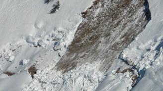 Село в Германия беше евакуирано поради лавинна опасност