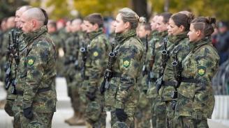 И през 2019 г. български граждани могат да получат начална военна подготовка