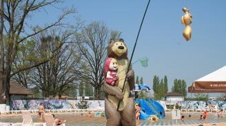 """""""Маша и мечокът"""" влезе в Книгата на рекордите Гинес"""