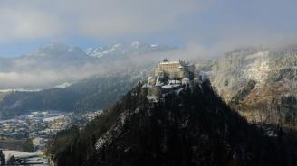 Спасиха монахини, блокирани повече от седмица от снежни преспи