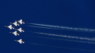Шефът на ВВС: F-16 е правилният избор