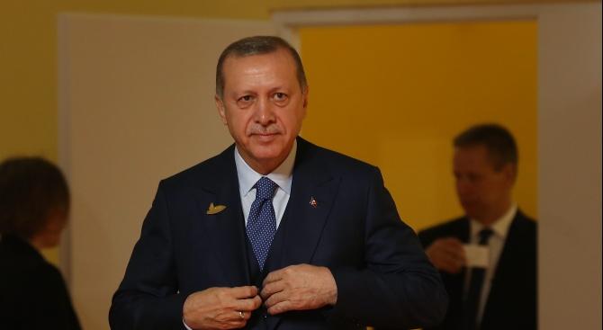 Ердоган е изразил подкрепа за Николас Мадуро в телефонен разговор