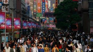 Населението на Китай е нараснало с 15,23 милиона души през 2018 г.
