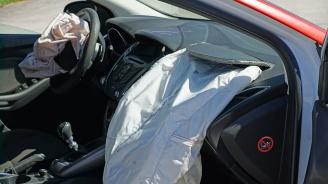 Пиян шофьор се заби в мантинела на главен път Е-70