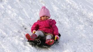 Празникът на снега в Канада беше прекъснат заради сняг