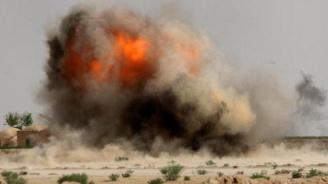 Над 100 убити при нападение на талибаните срещу военна и полицейска база в Централен Афганистан