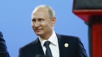 Момче засне вътрешността на самолета на Владимир Путин (видео)